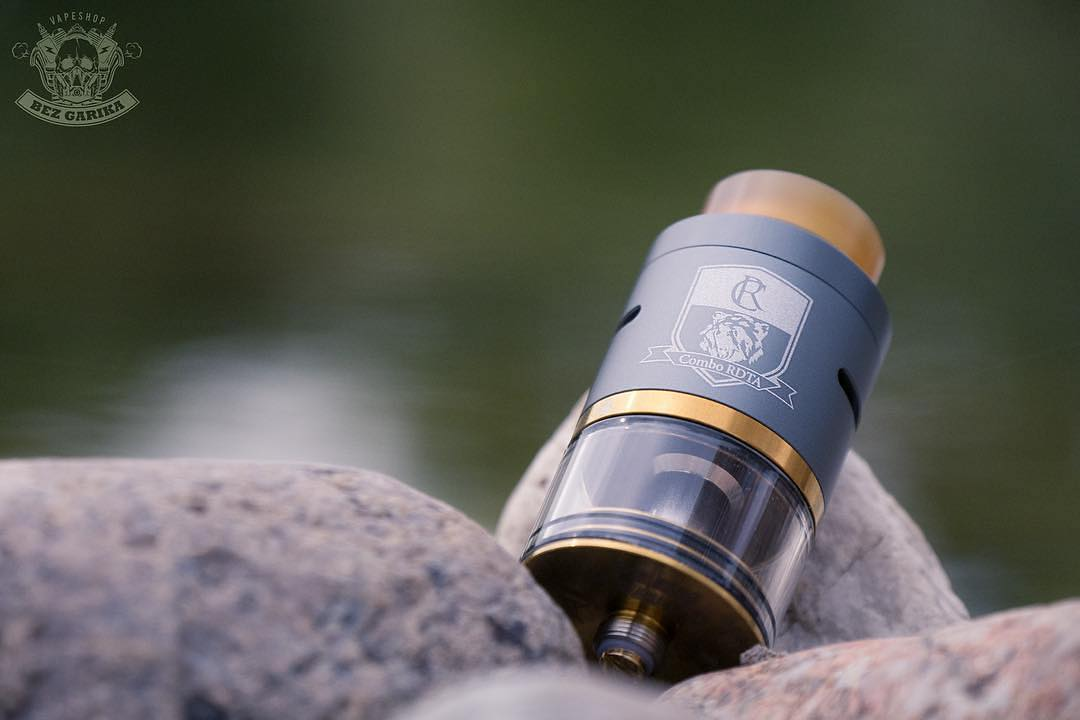 IJOY Combo RDTA 2 Review