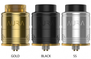 Digiflavor Aura RDA Review