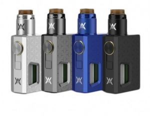 Geekvape Athena Squonk Kit First Impression
