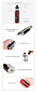 Wismec Complete Features