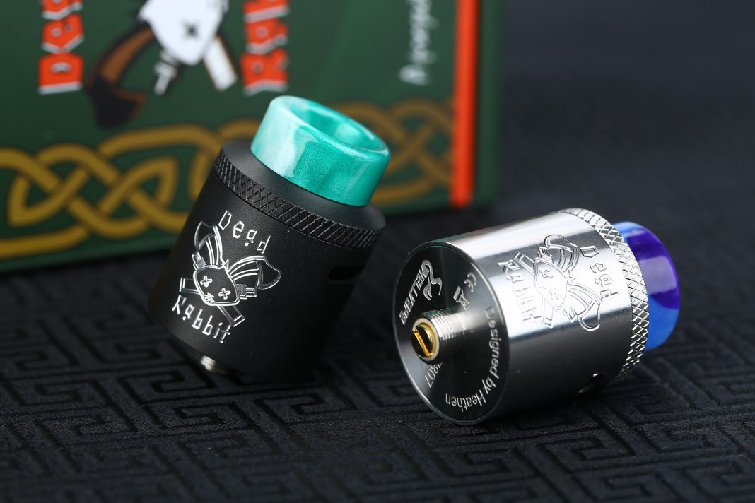 Hellvape Dead Rabbit RDA Preview