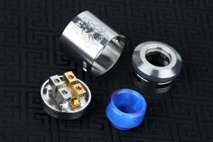 Hellvape Dead Rabbit RDA Features