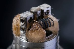 How to clean the vape coil?