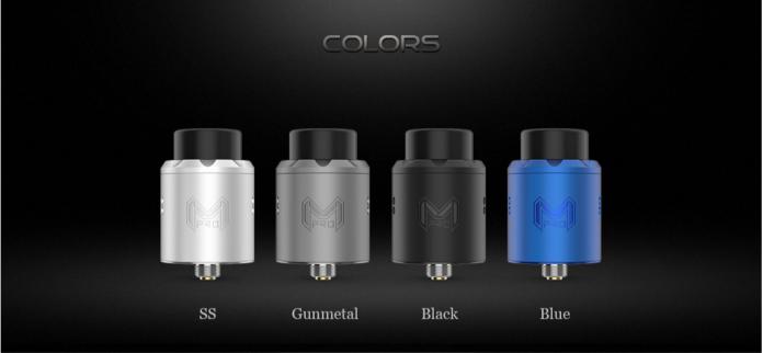 Digiflavor Mesh Pro RDA Review