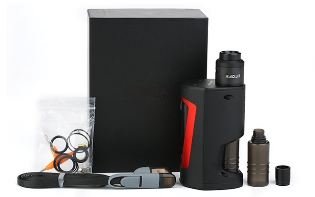 Geekvape GBOX SquonkerKit Review