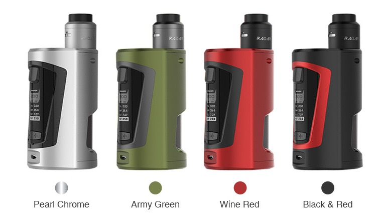 Geekvape GBOX Squonker Kit Review