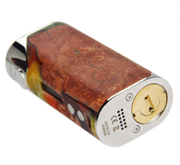 Cheap Stab Wood Box Mods