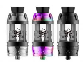 Hengling Qtank Gyrate Dual Flavor Subohm Tank Preview