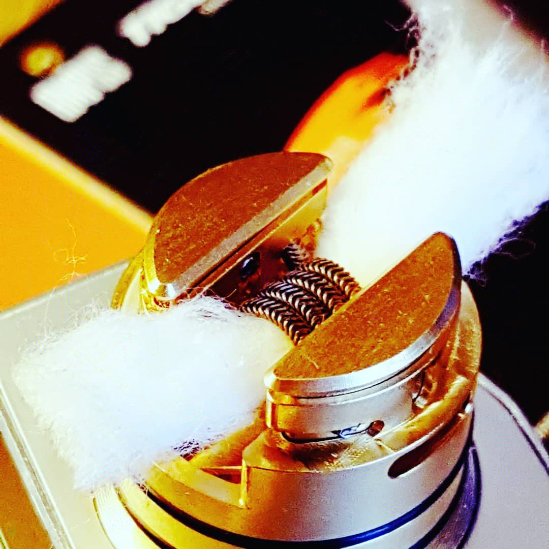 Tigertek Morphe RDA Review