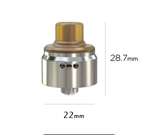 Wismec Luxotic BF Box Kit Figures and Facts