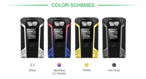 Vaporesso Switcher Box MOD First Impression