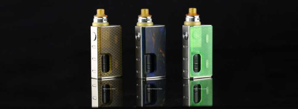 Wismec Luxotic BF Box Kit First Impression