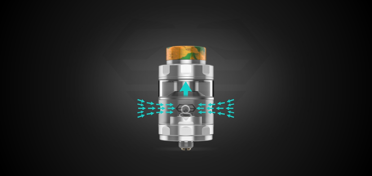 Geekvape Flashing RTA Review
