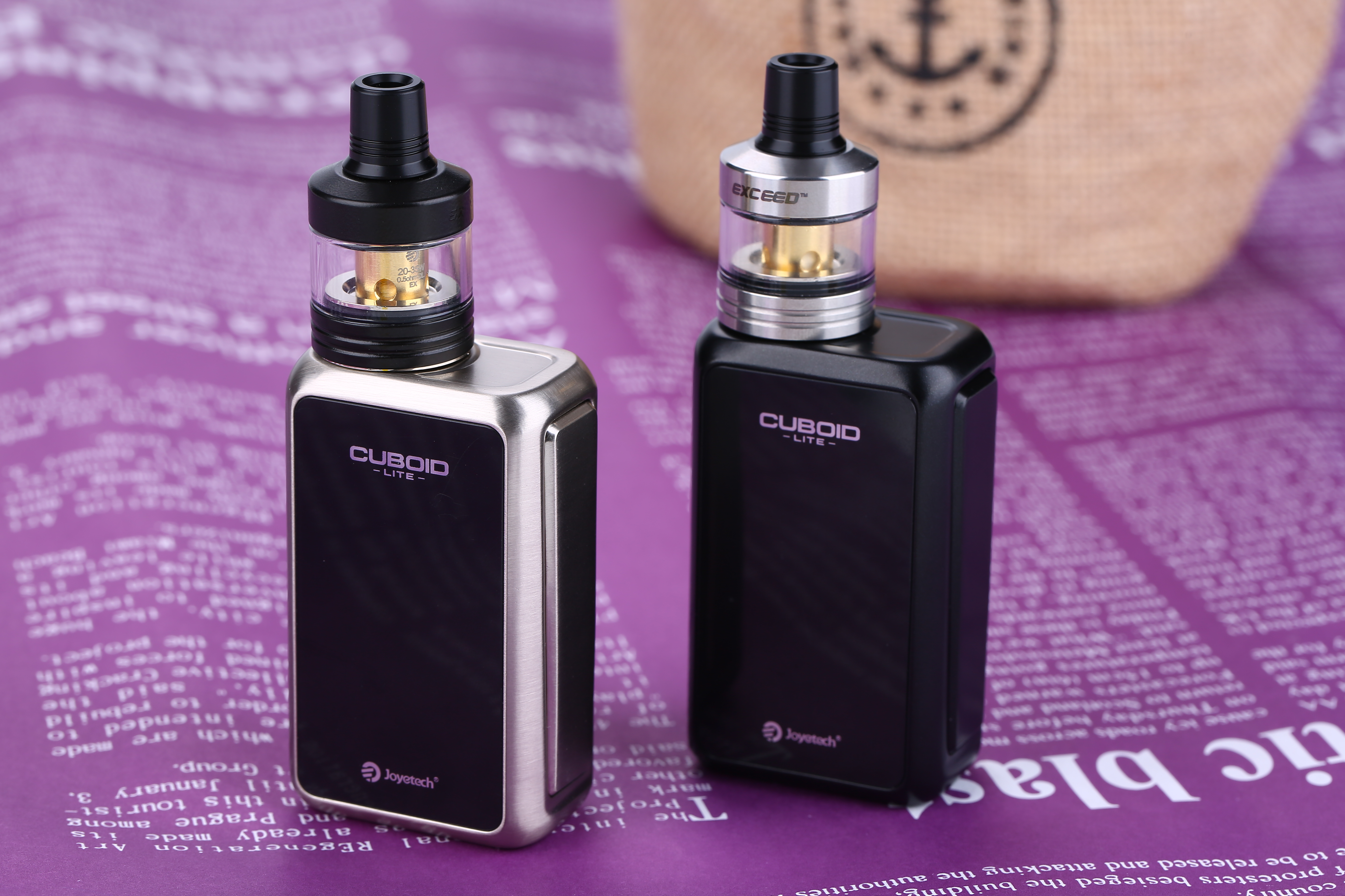Joyetech CUBOID Lite 80W with Exceed D22 TC Kit