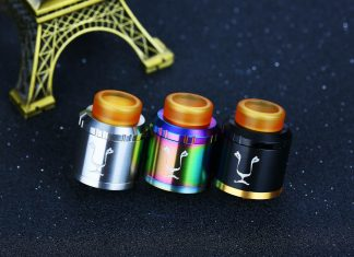 Kaees Aladdin RDA Review