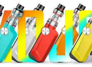 VOOPOO MOJO 88W Starter Kit Preview