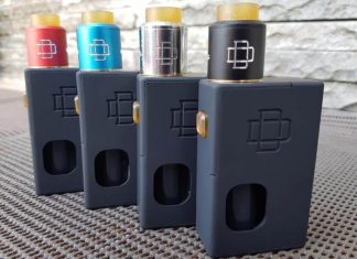 Augvape Druga Squonk Kit Review