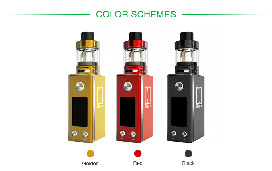 Artery Nugget X 50W TC Starter Kit Preview