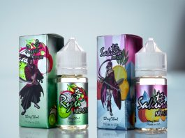 Best Nicotine Salt Ejuice/Eliquid 2018