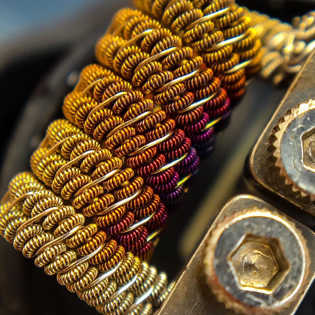 Custom Vape Coils and Why You Should Buy Them