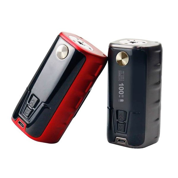 GTRS P222 222W TC Box MOD Review