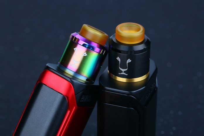 Kaees Aladdin BF RDA Review