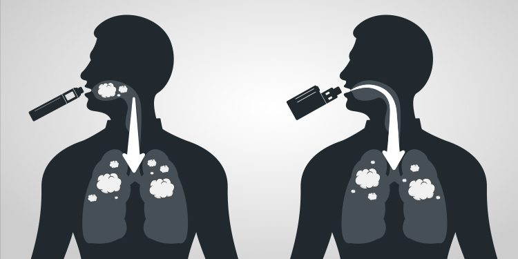 Mouth To Lung vs Direct To Lung - What's the difference?