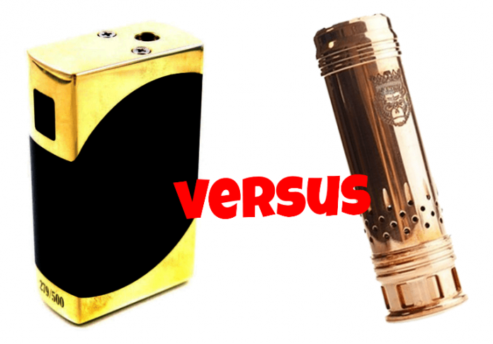 Regulated vs Mechanical Mods - What are the Differences?