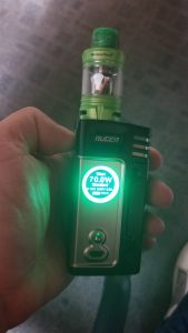 Think Vape Ruger 230w TC Box Mod Review