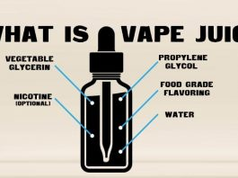 What Is Vape Juice or Ejuice?