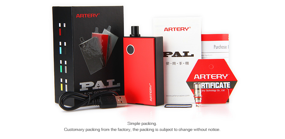 Artery PAL AIO Starter Kit Preview