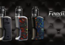 Aspire Feedlink Revvo Squonk kit Preview