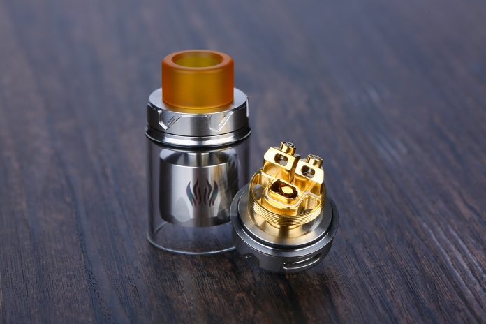 Avidvape Ghost Inhale RTA Review