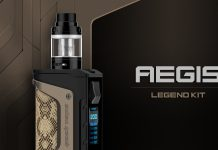 Geekvape Aegis Legend TC Kit Preview