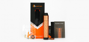 Geekvape Karma 2 Mech Kit Review