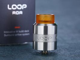 Geekvape Loop Bottom Airflow BF RDA Review