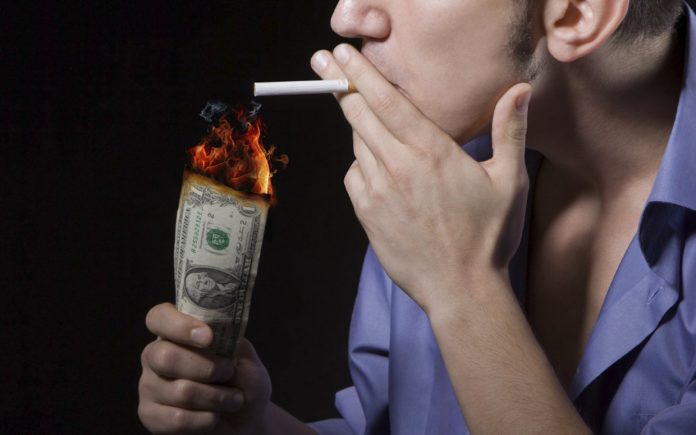 How much money could you save by switching to e-cigarettes?