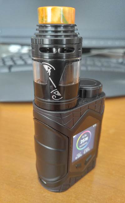 Vapefly Horus RTA Review