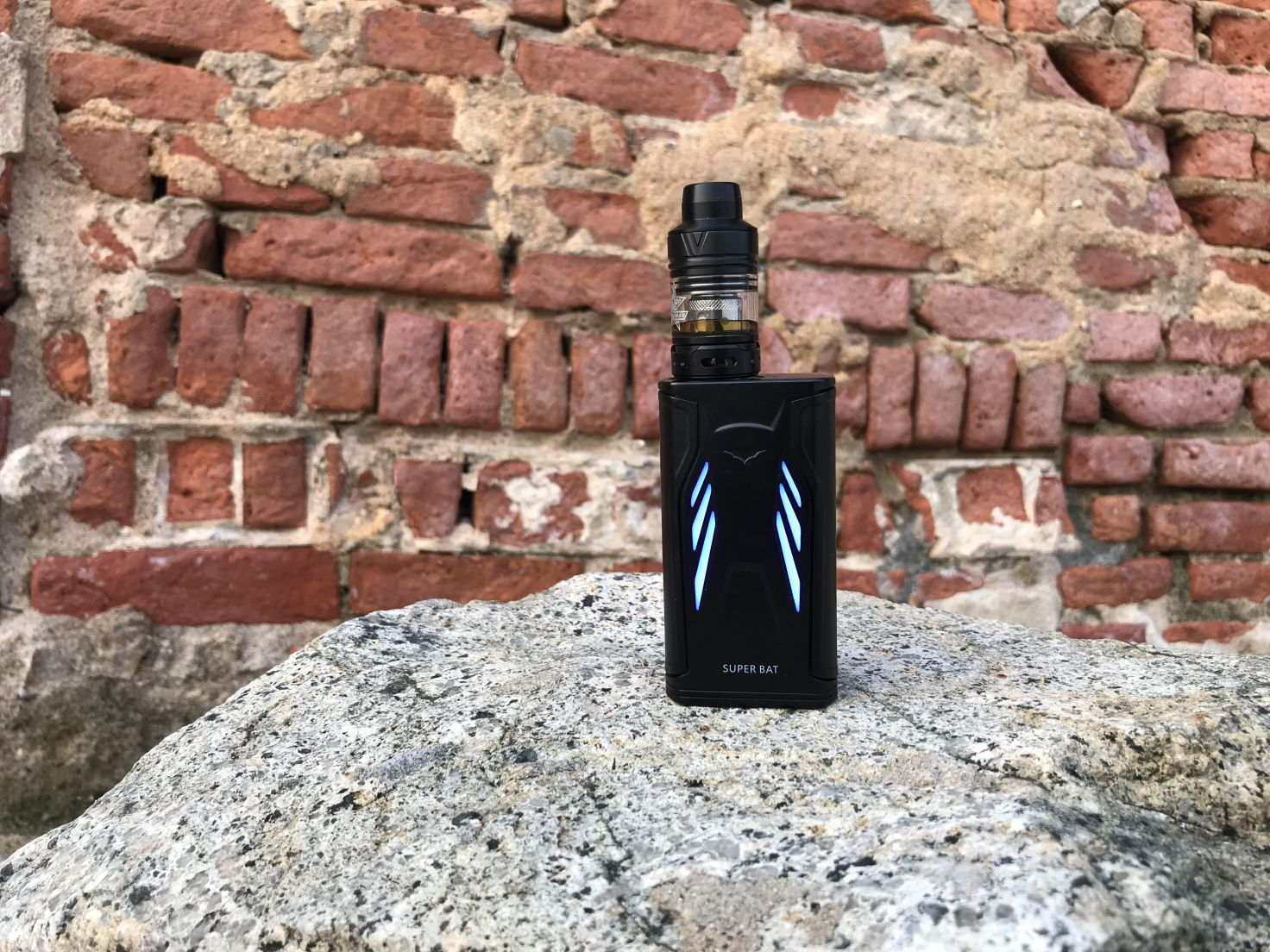 Vaptio Super Bat 220W TC Kit Preview
