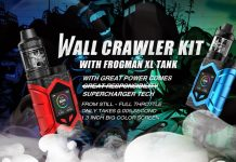 Vaptio Wall Crawler Starter Kit Preview