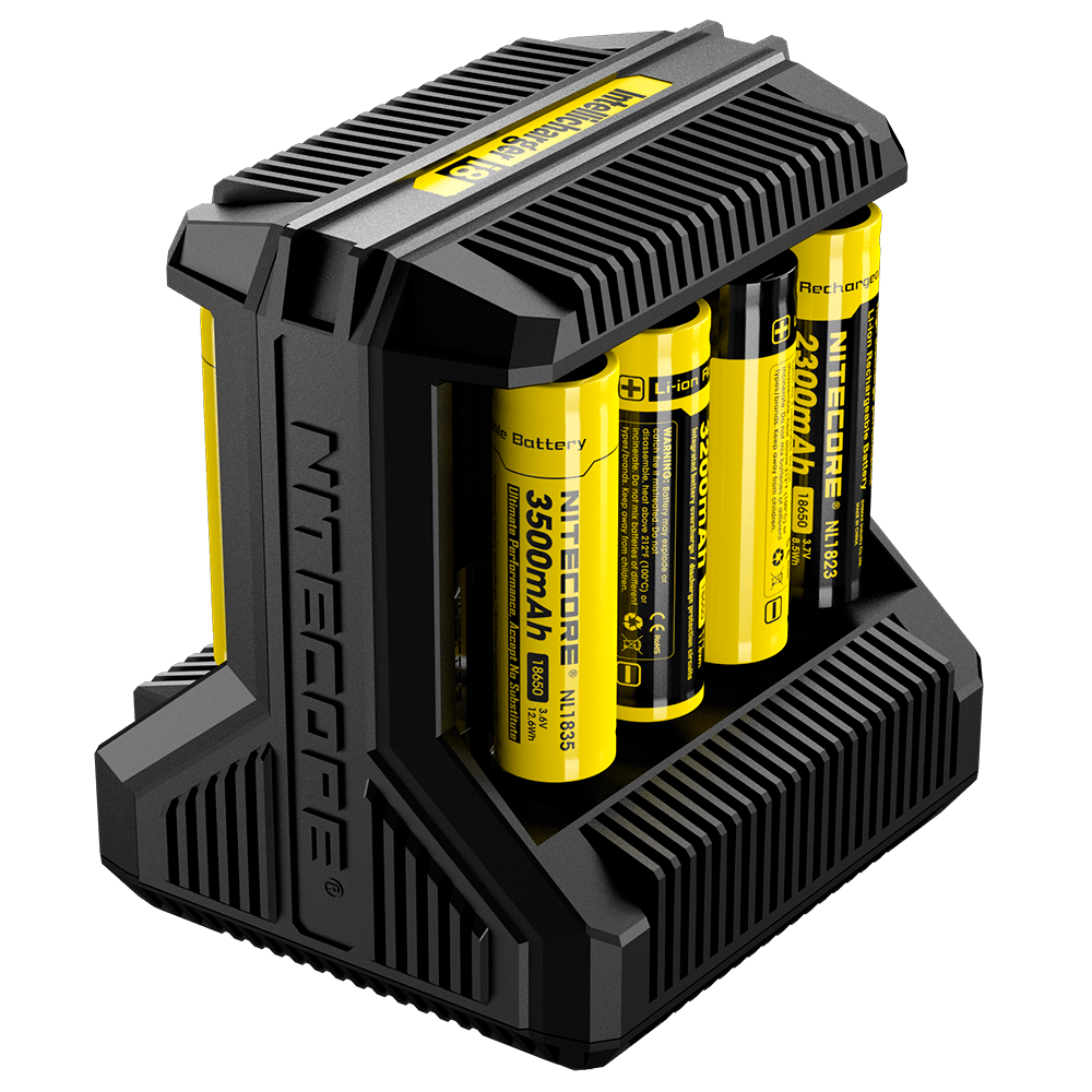 Best 18650 Battery Chargers 2018
