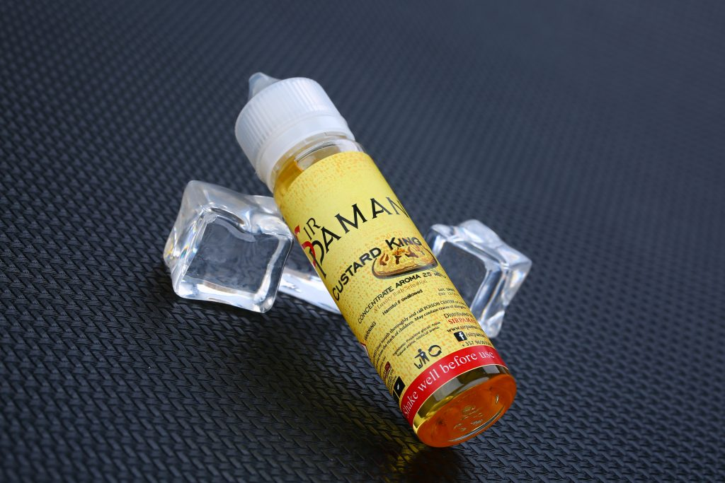 Sir Paman E-Liquid Review