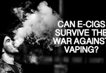 US Government's Dumb War on Vaping