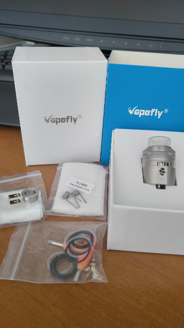 Vapefly Wormhole RDA Review