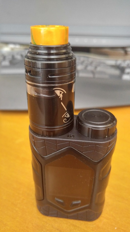 Vaptio Wall Crawler TC Mod Review