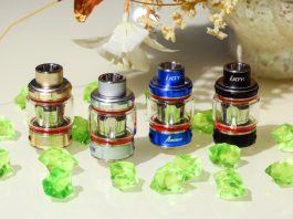 iJoy Avenger Sub-Ohm Tank Review