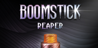BoomStick Engineering Reaper MTL RDA