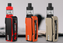 Joyetech Espion Silk Kit with NotchCore Tank Preview