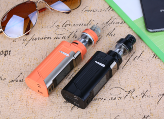 5 Top Vape Mods and Tanks from Joyetech 2018