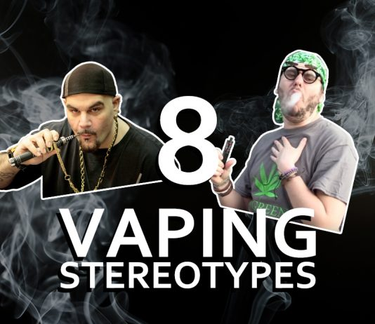 8 Kinds of Vapers You Will Meet on The Internet